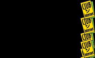 free vector Club-Internet logo2