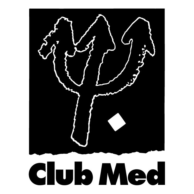free vector Club med 1