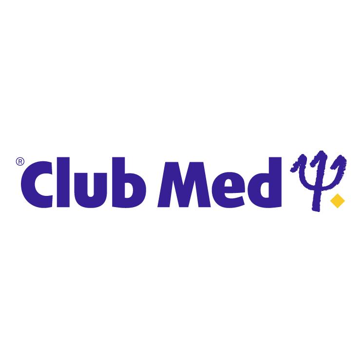 free vector Club med 2
