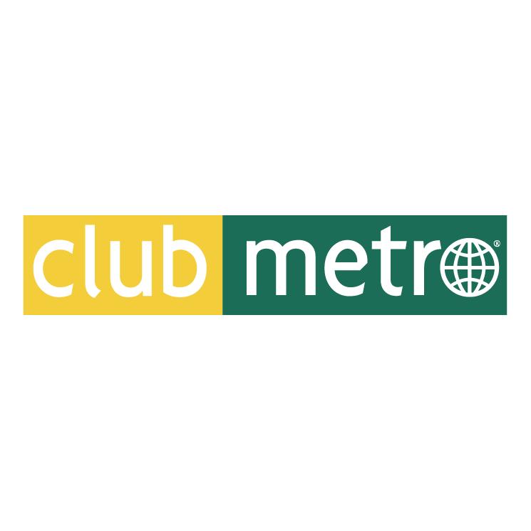 free vector Club metro