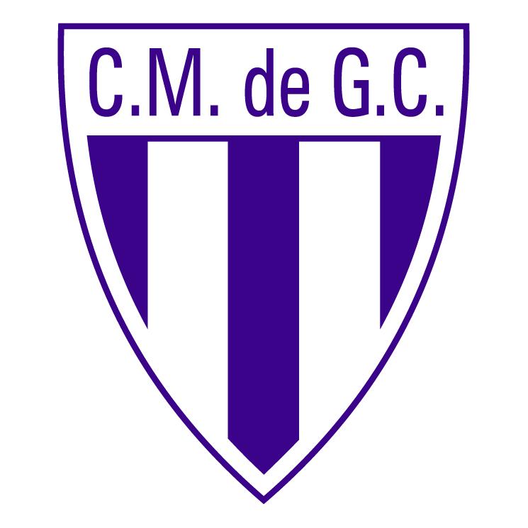 free vector Club municipal de godoy cruz de mendoza