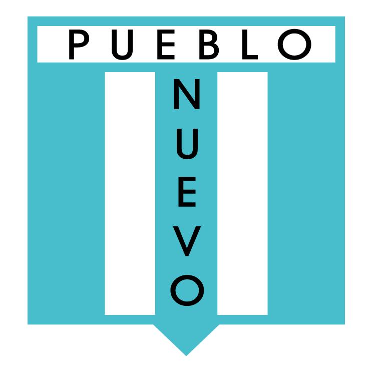 free vector Club pueblo nuevo de cerrillos