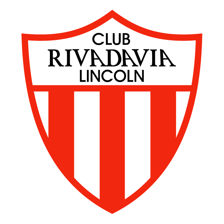 free vector Club rivadavia lincoln de lincoln