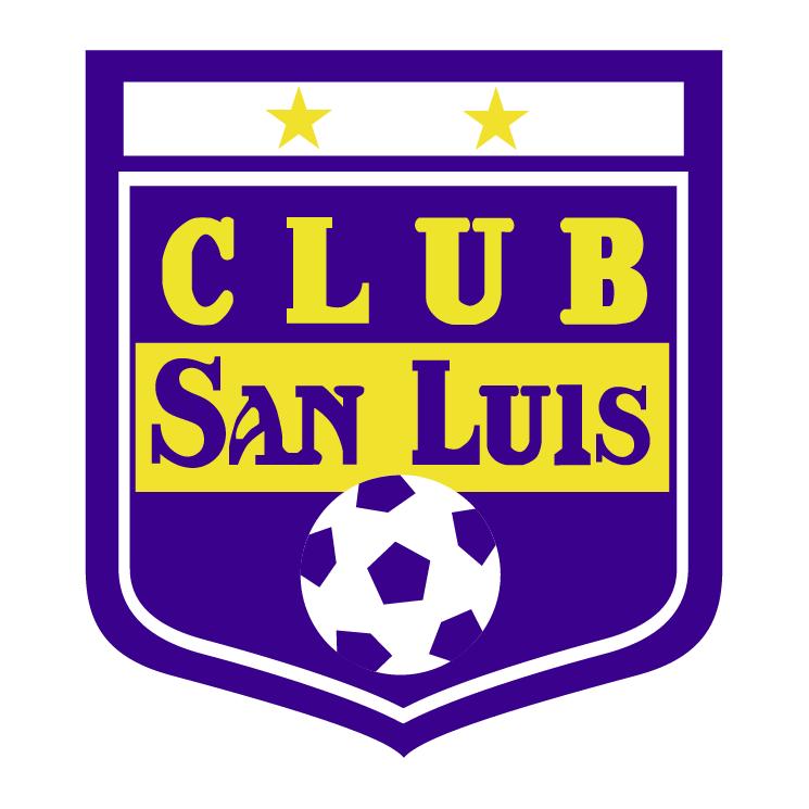 free vector Club san luis