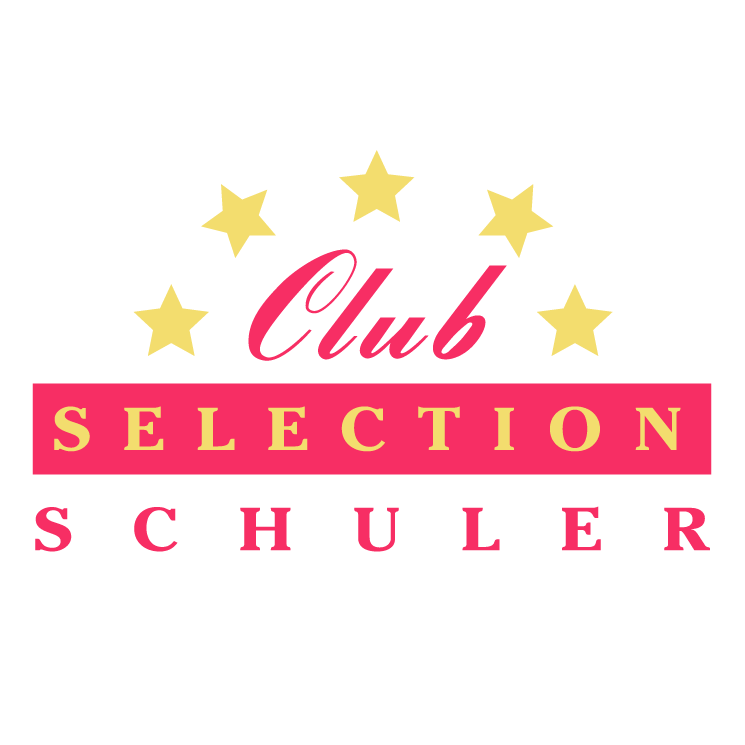 free vector Club selection schuler