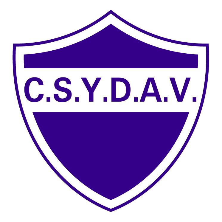 free vector Club social y deportivo alto valle de allen