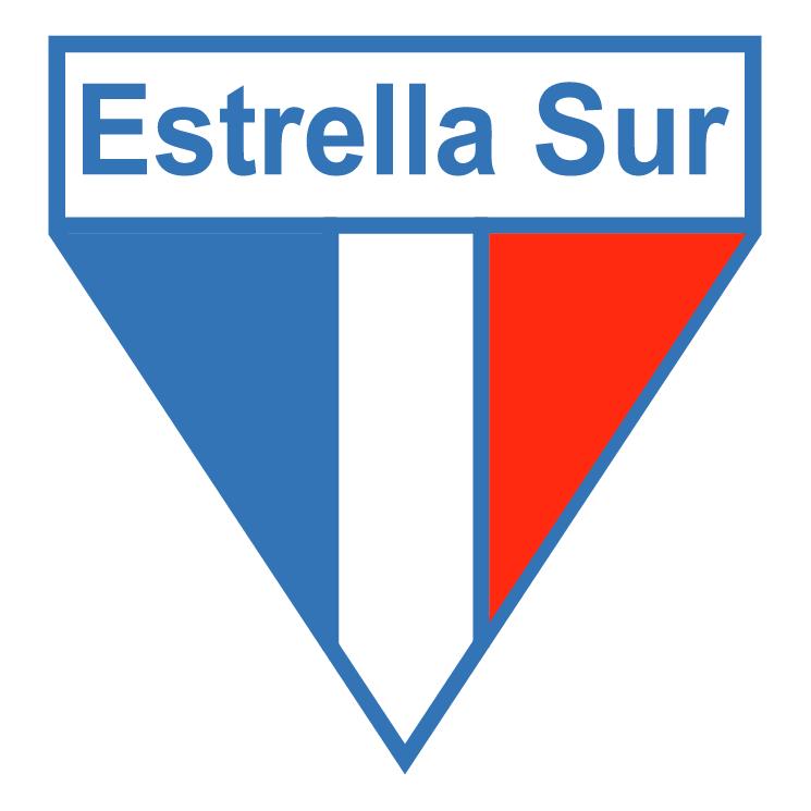 free vector Club social y deportivo estrella sur de caleta olivia