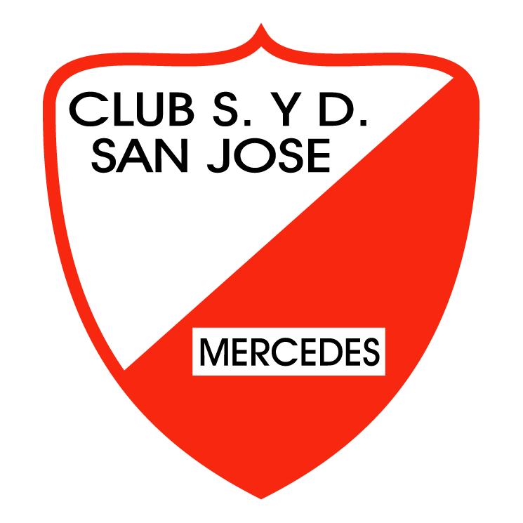 free vector Club social y deportivo san jose de mercedes