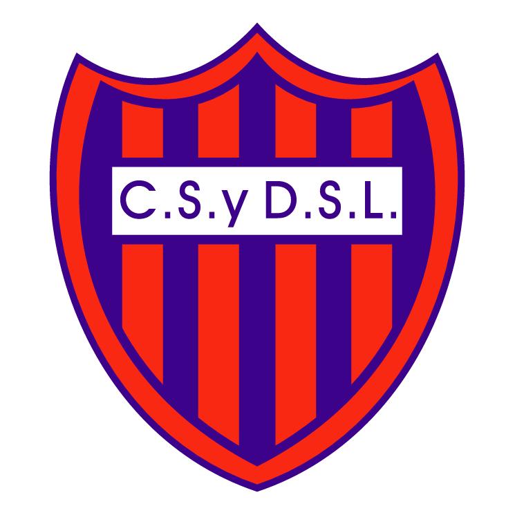 free vector Club social y deportivo san lorenzo de zona urbana