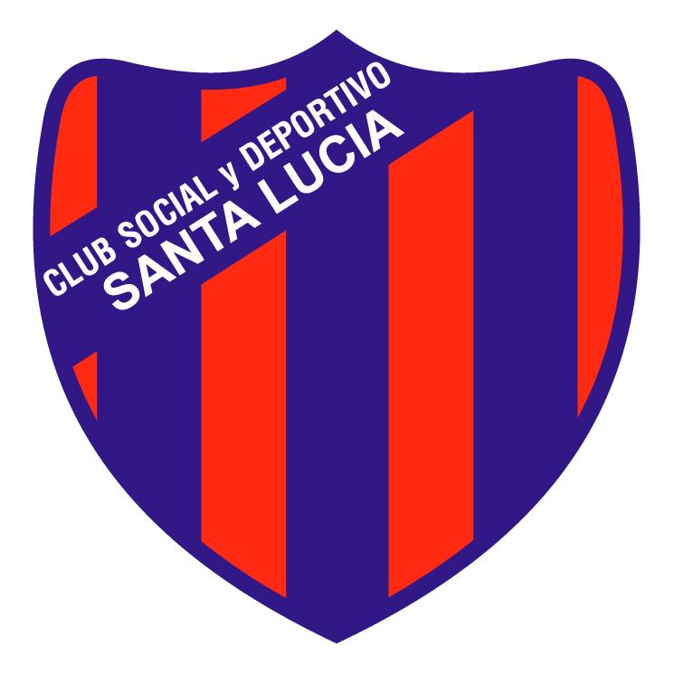 free vector Club social y deportivo santa lucia de acheral