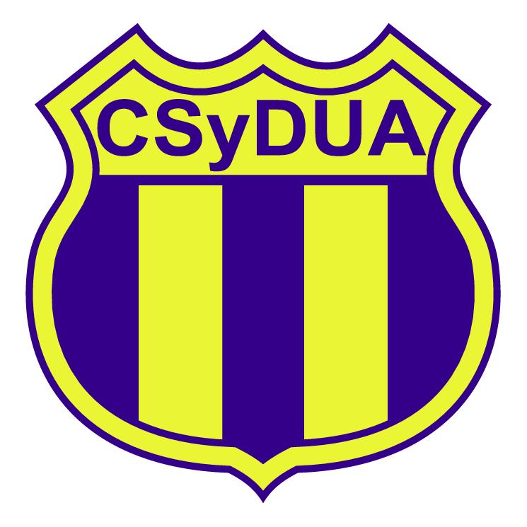 free vector Club social y deportivo union apeadero de saladillo