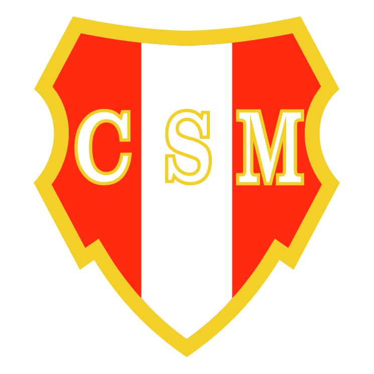 free vector Club sportivo mercedes de villa mercedes