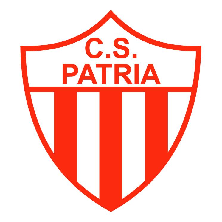 free vector Club sportivo patria de formosa