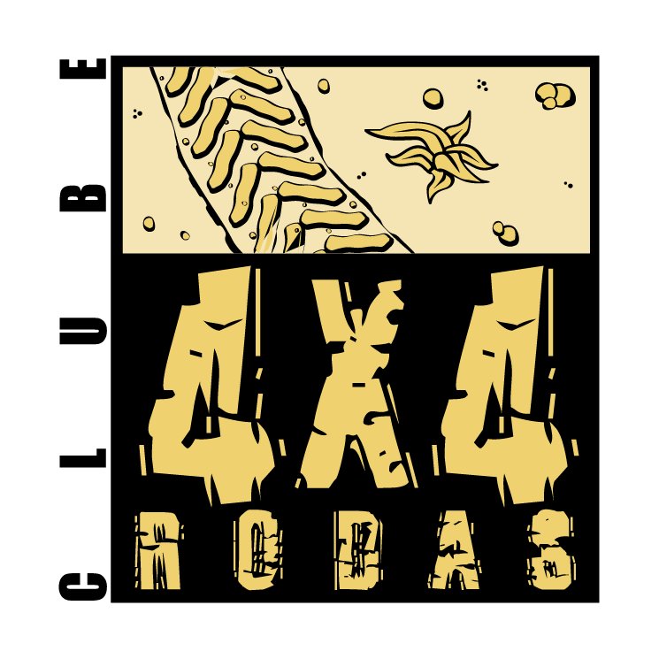 free vector Clube 4x4 rodas