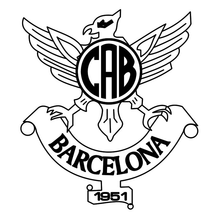 free vector Clube atletico barcelona de sorocaba sp