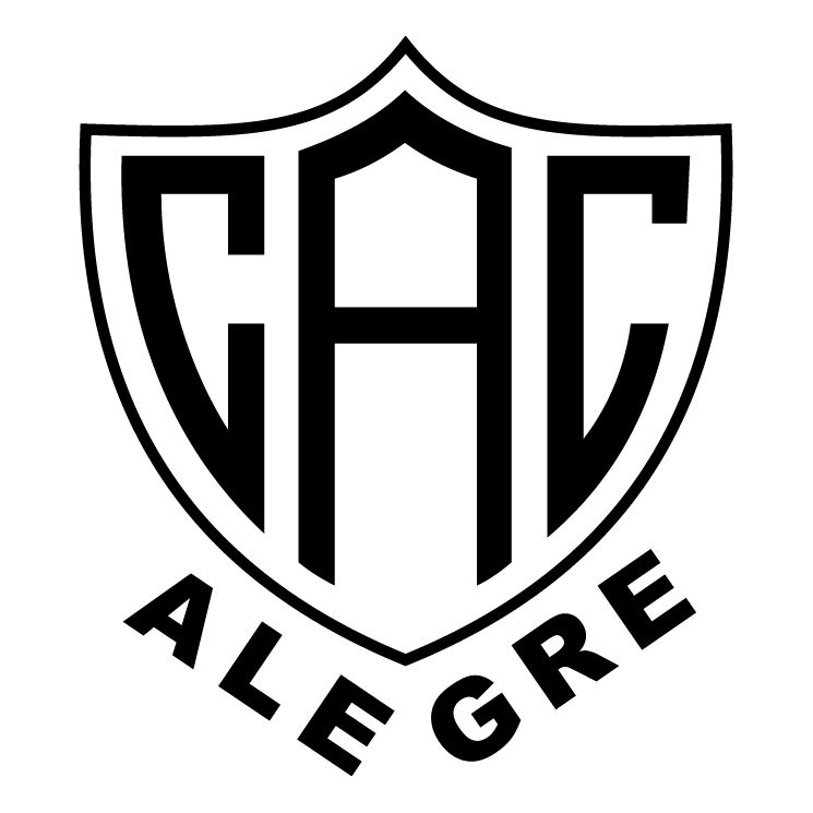 free vector Clube atletico comercial de alegre es