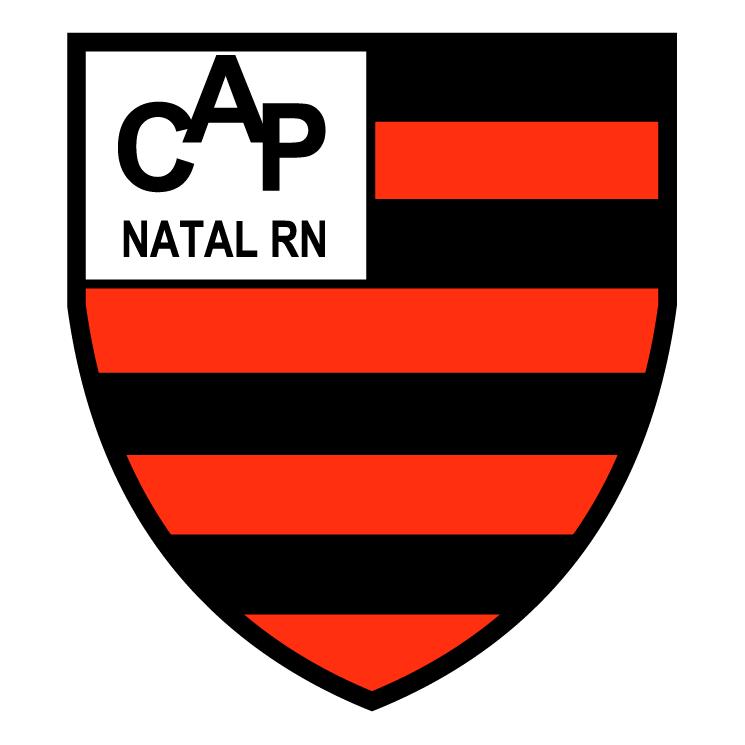 free vector Clube atletico potiguar de natal rn