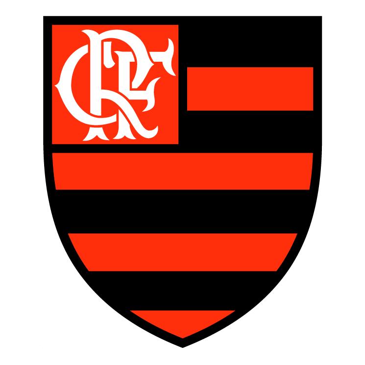 free vector Clube de regatas flamengo de volta redonda rj