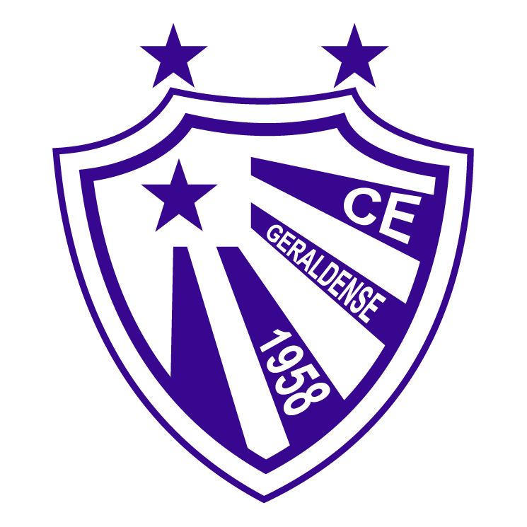 free vector Clube esportivo geraldense de estrela rs