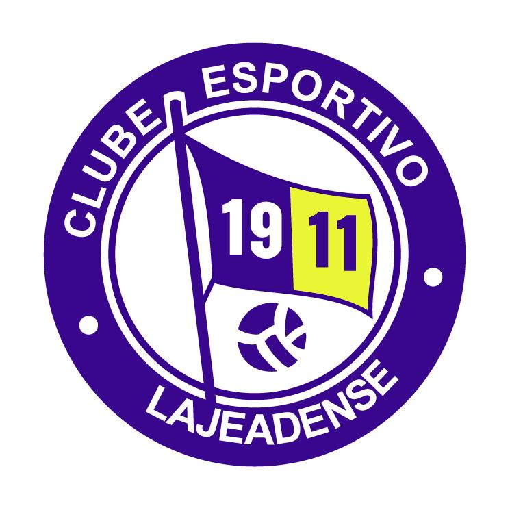 free vector Clube esportivo lajeadense de lajeado rs 0