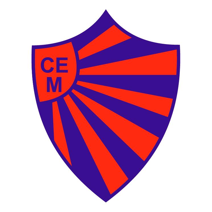 free vector Clube esportivo montanhes de pedralva mg
