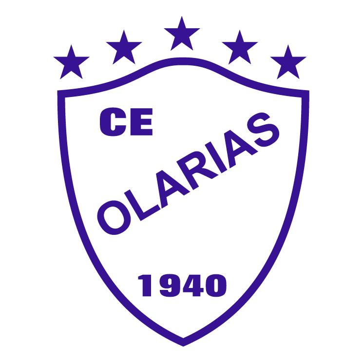 free vector Clube esportivo olarias de lajeado rs