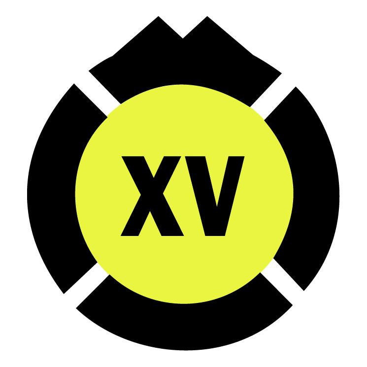 free vector Clube esportivo xv de novembro de umuarama pr