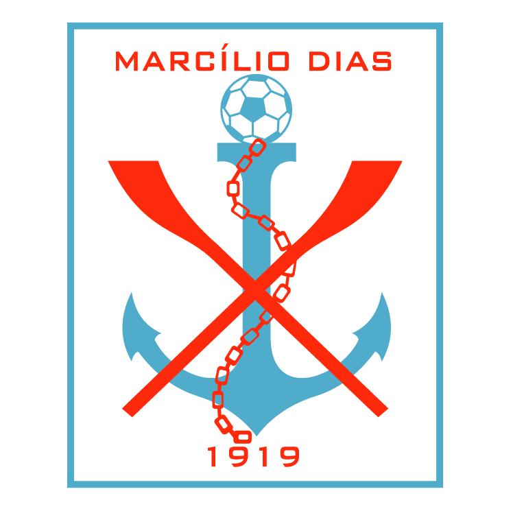 free vector Clube nautico marcilio dias sc 0