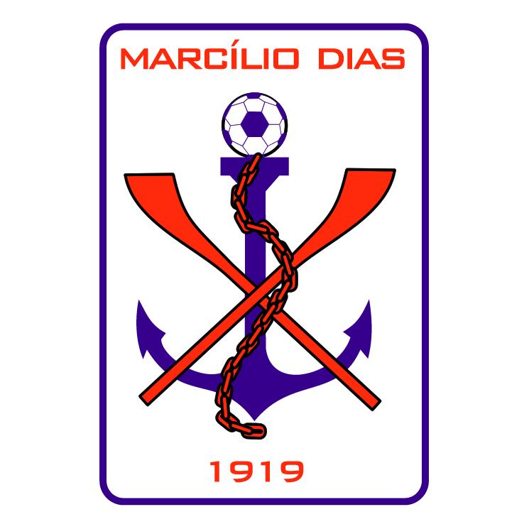 free vector Clube nautico marcilio diassc