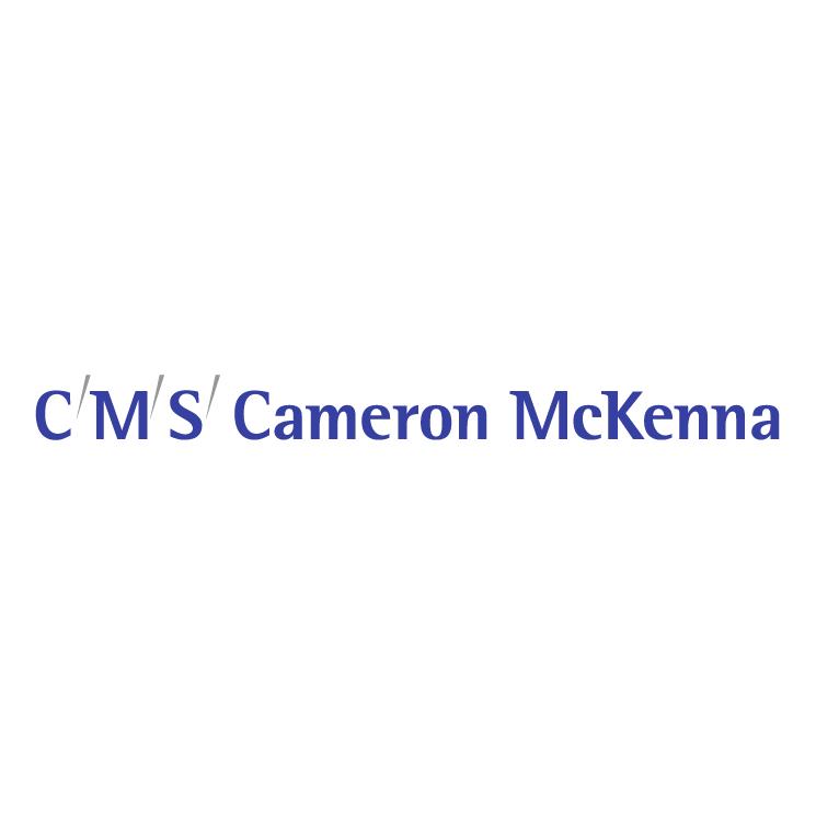 free vector Cms cameron mckenna