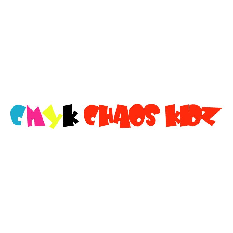 free vector Cmyk chaos kidz