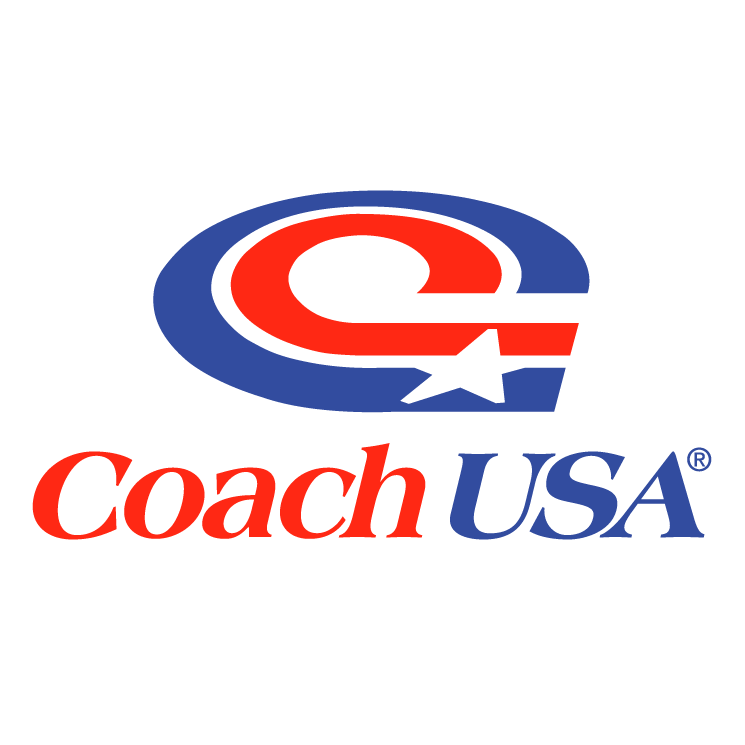 free vector Coach usa