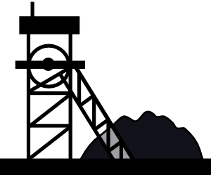 free vector Coal Mine clip art