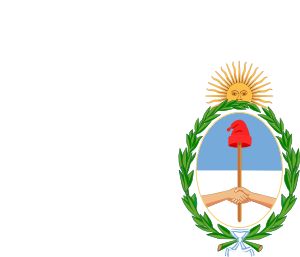 free vector Coat Of Arms Of Argentina clip art