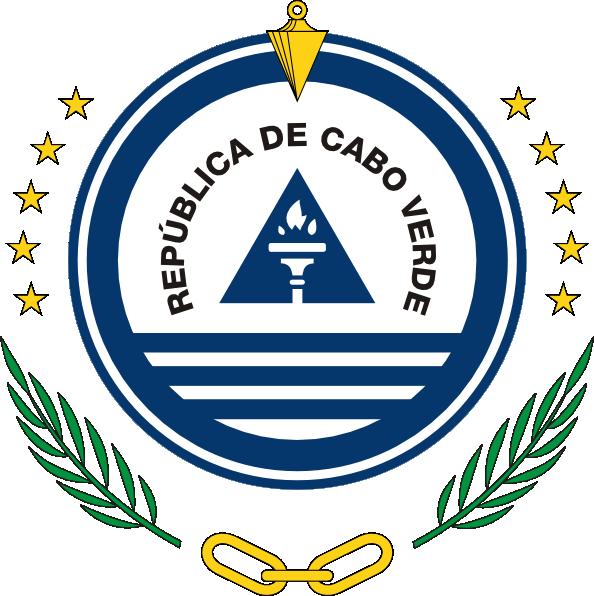 free vector Coat Of Arms Of Cape Verde clip art