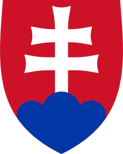 free vector Coat Of Arms Of Slovakia clip art