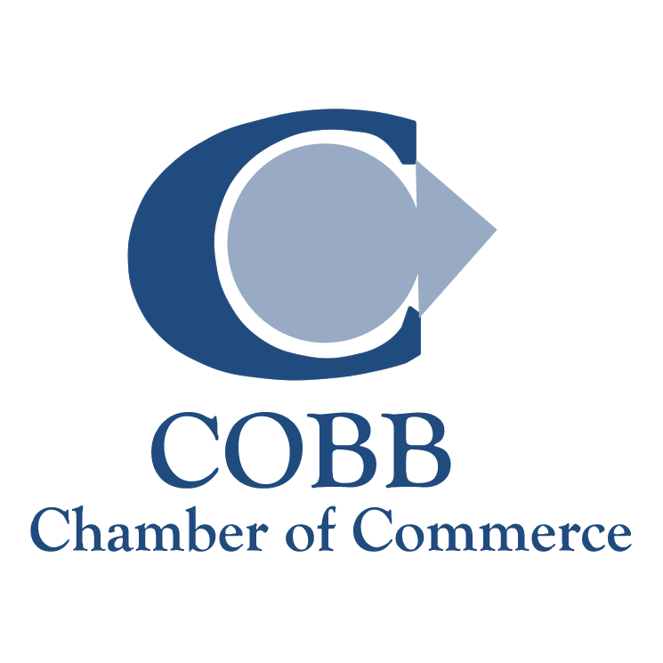 free vector Cobb chamber of commerce