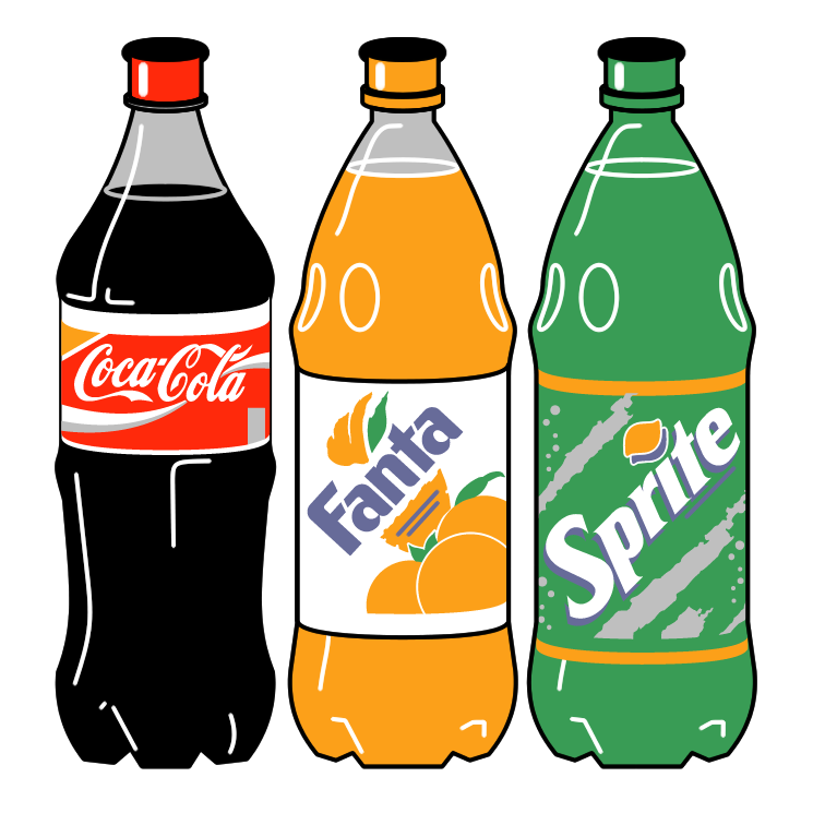 free vector Coca cola 10