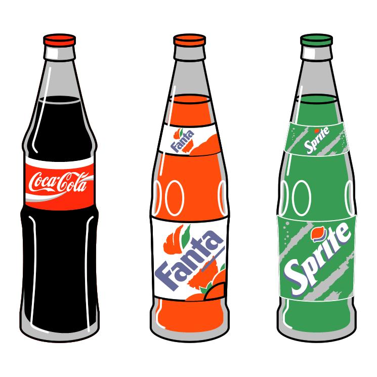 free vector Coca cola 11