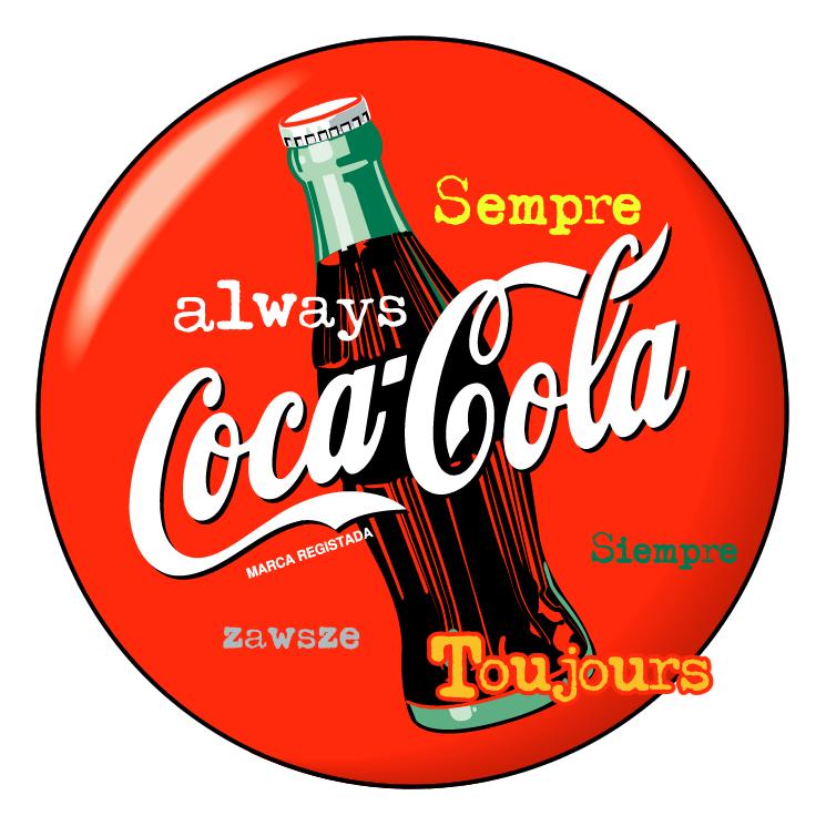 free vector Coca cola 9