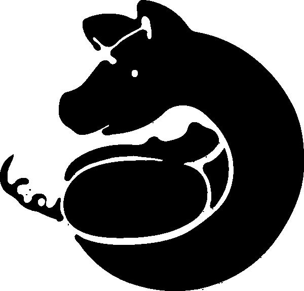 free vector Cochon clip art
