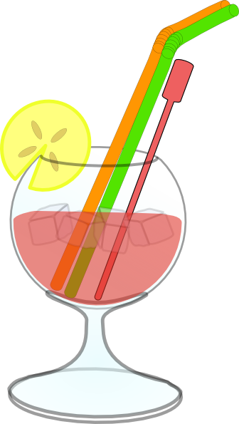 free vector Cocktail clip art