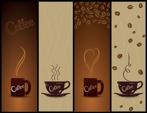 free vector Coffee banner01 vector