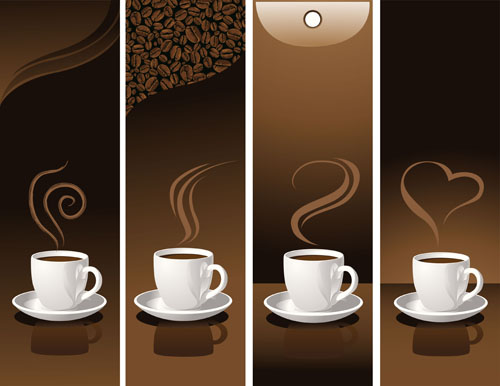 free vector Coffee banner03 vector