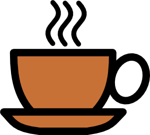 free vector Coffee Cup Icon clip art