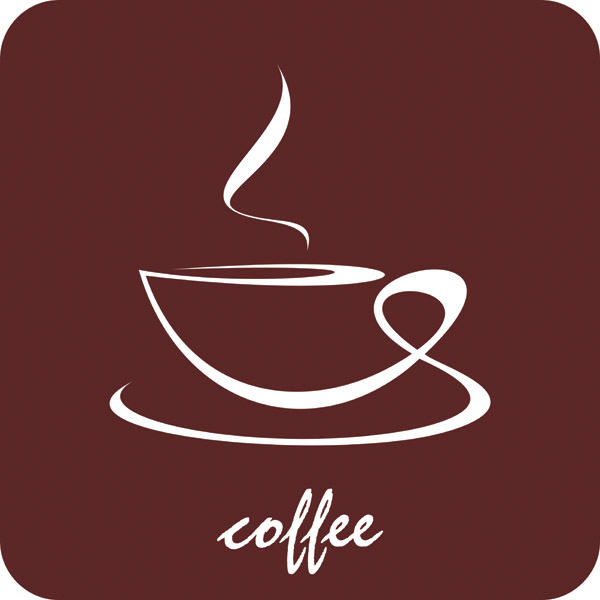 free vector Coffee icon vector