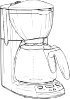 free vector Coffee Maker clip art