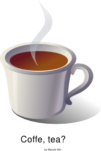 Coffee Tea clip art Free Vector / 4Vector