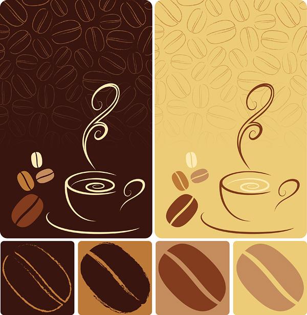 free vector Coffee vector