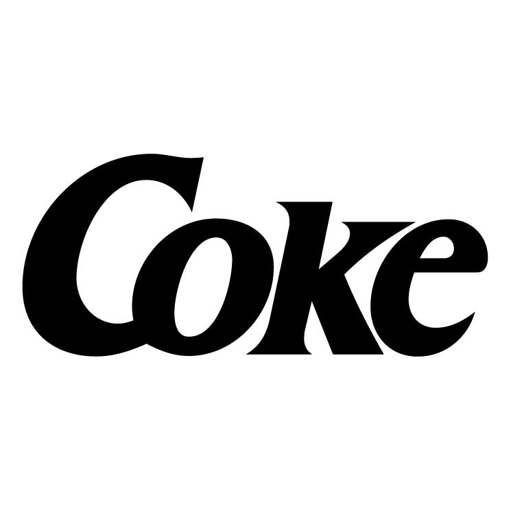 free vector Coke 0